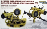 German Infrared Night Vision Devices