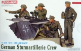 German Sturmartillerie Crew