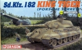 Sd.Kfz.182 King Tiger (Porsche Turret)