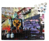 Graffiti puzzle - New York
