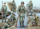 Set WWI German/British/French Infantry
