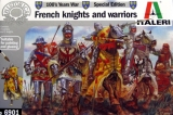 French Knighs and Warriors