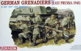 German Grenadiers (East Prussia 1945)