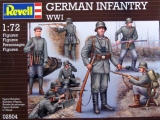 German Infantry WW I