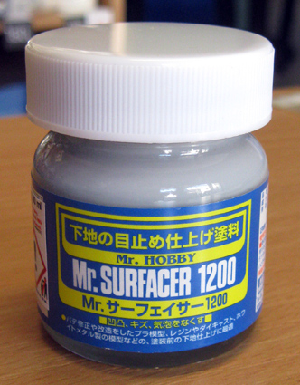 Mr.Surfacer 1000 40 ml