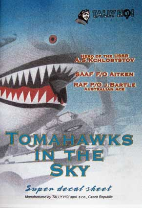 Tomahawks in the sky