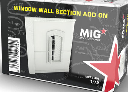 Window wall section add on