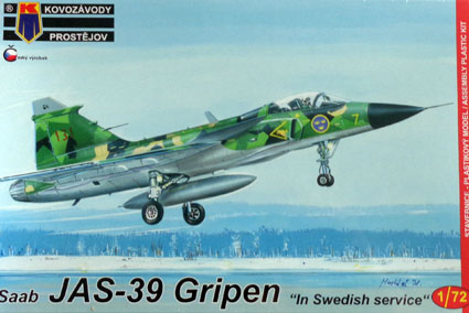 "Saab JAS - 39 Gripen ""In Swedish Service"""