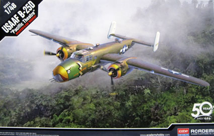 "USAAF B-25D ""Pacific Theatre"""