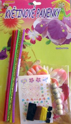 Kvetinové bábiky