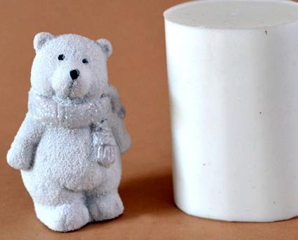 Silikónová forma Ľadový medveď