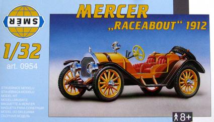 Mercer ''Raceabout'' 1912