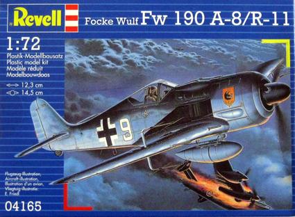 Focke Wulf Fw 190 A-8/R-11