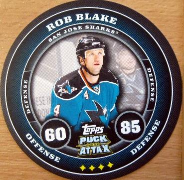 Rob Blake (SAN JOSE SHARKS )
