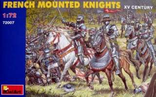 French Mounted Knights