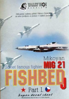 Mikoyan mig-21 Fishbed
