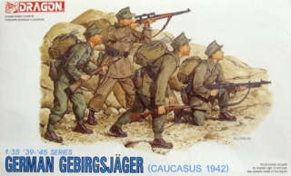 German Gebirgsjäger