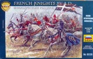 French Knights XV A.D.