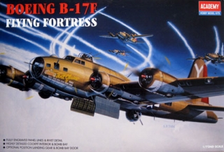 Boeing B-17F Flying Fortress + Big Ed