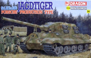Sd.Kfz.186 Jagdtiger Porsche Production Type