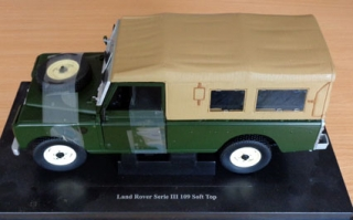 Land Rover Serie III 109 Soft Top