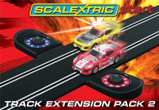 Start Track Extension Pack 2