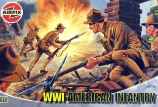 American Infantry WWI