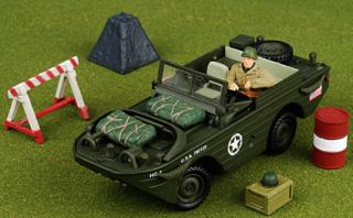 Ford Jeep Amphibian US Army