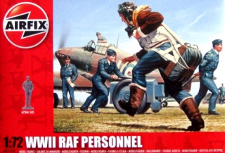WWII RAF Personnel