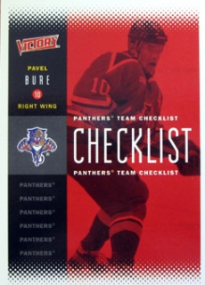 Florida Panthers - Pavel Bure