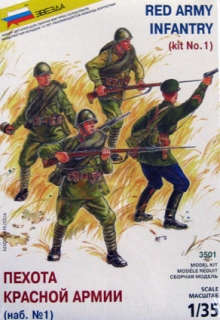 Red Army Infantry