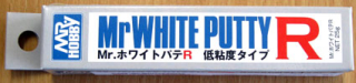 Mr. White putty R